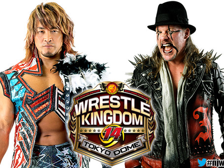 Chris Jericho Grants Tanahashi AEW Title Shot If...