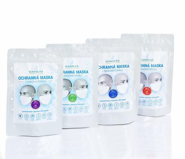 Μάσκα Nanolab Protection | FFP3