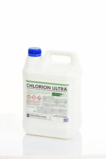 CHLORION ULTRA |  Παχύρευστη Χλωρίνη υγρή 5lt
