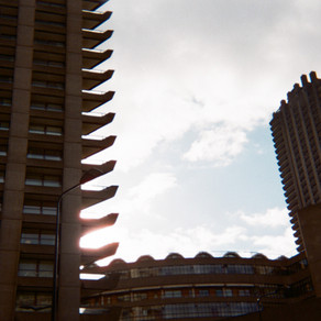 The Concrete Structures of Barbican.