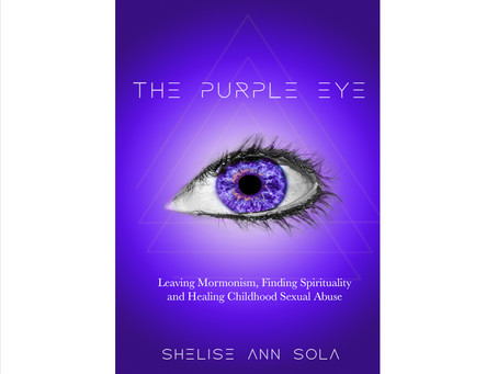 """What does """"The Purple Eye"""" Mean?"""