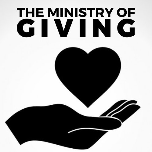 The Ministry of Giving: It's About Revelation