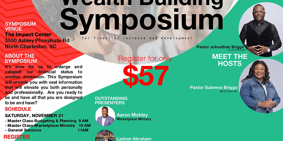 Wealth Building Symposium