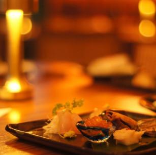 Amanari's cuisine