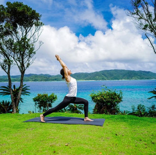 Start your day with free morning YOGA