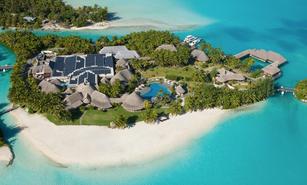 St. Regis Bora Bora 1