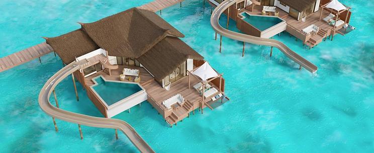 Jumeirah Infinity Pool Ocean Villa with