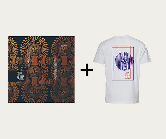 Seasons EP+ T-shirt combo deal
