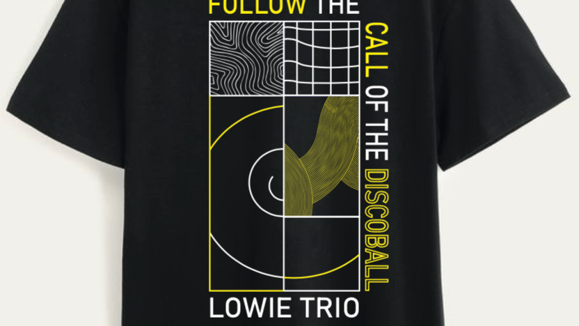 T - LowieTrio Follow The Call Of The Discoball