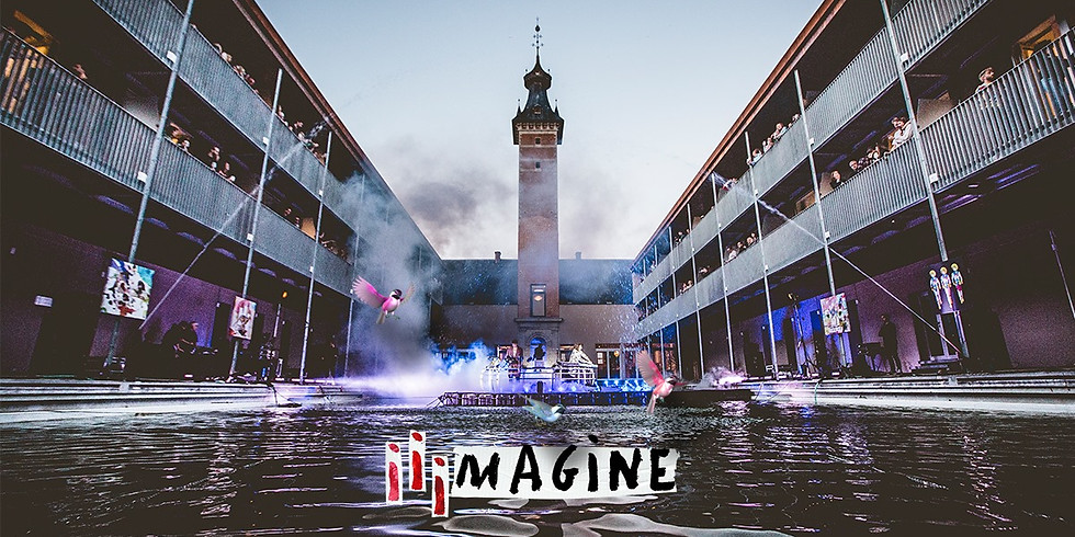 IIIMAGINE Hotel x live electronic music