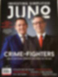 Auckland writer Juno Magazine