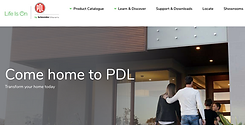 PDL homepage.png