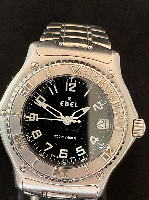 Ebel Discovery 1911