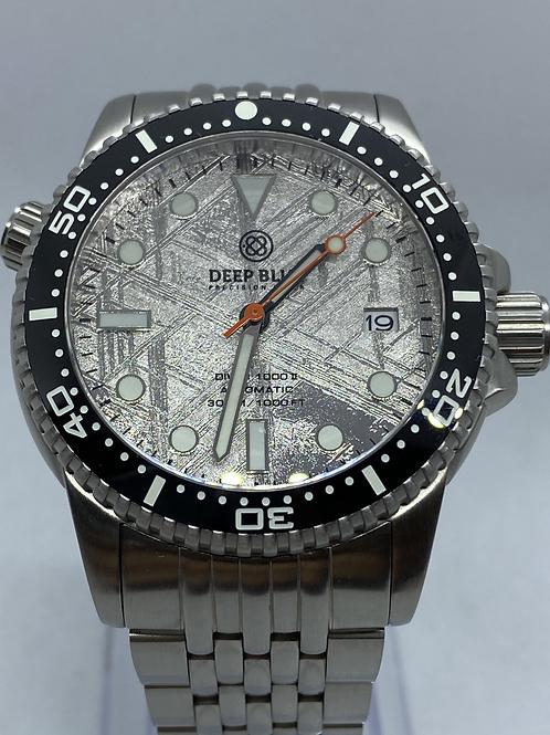 Diver 1000 Automatic, Meteorite Dial