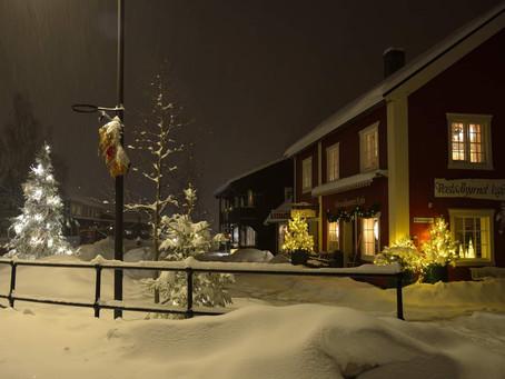 Adventhelg i eventyrbygda Vågå.                            3. - 5. desember 2021