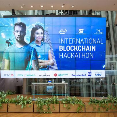 BLEE International Blockchain Hackathon