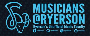 Musicians @ Ryerson