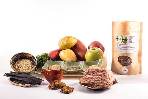Immune Boost- Turkey Treats