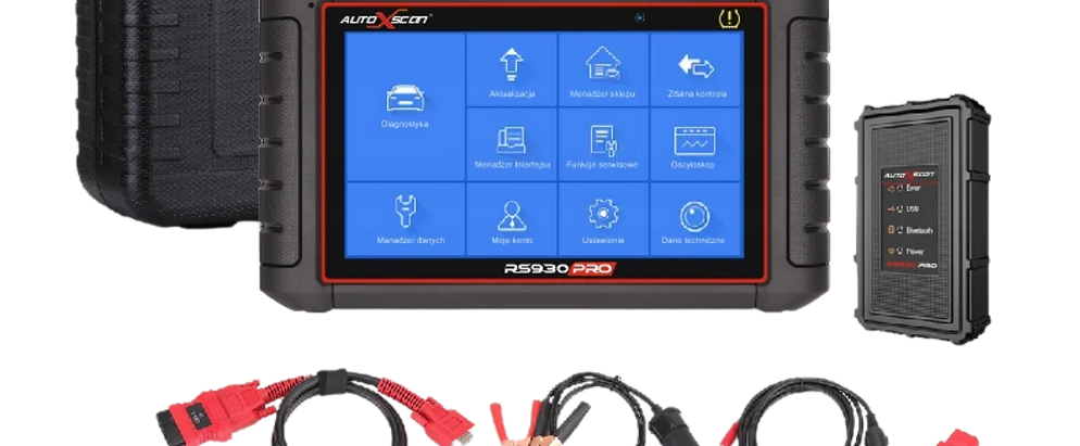 AUTOXSCAN RS930PRO