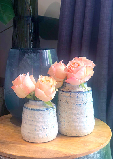 """Vases """"Dutch Stone Wash""""Ceramic"""