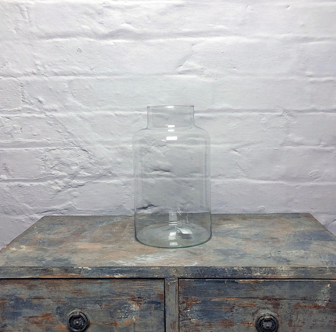 Eco Glass Gigi Vase_d8_14_25cm_GBM327.jp