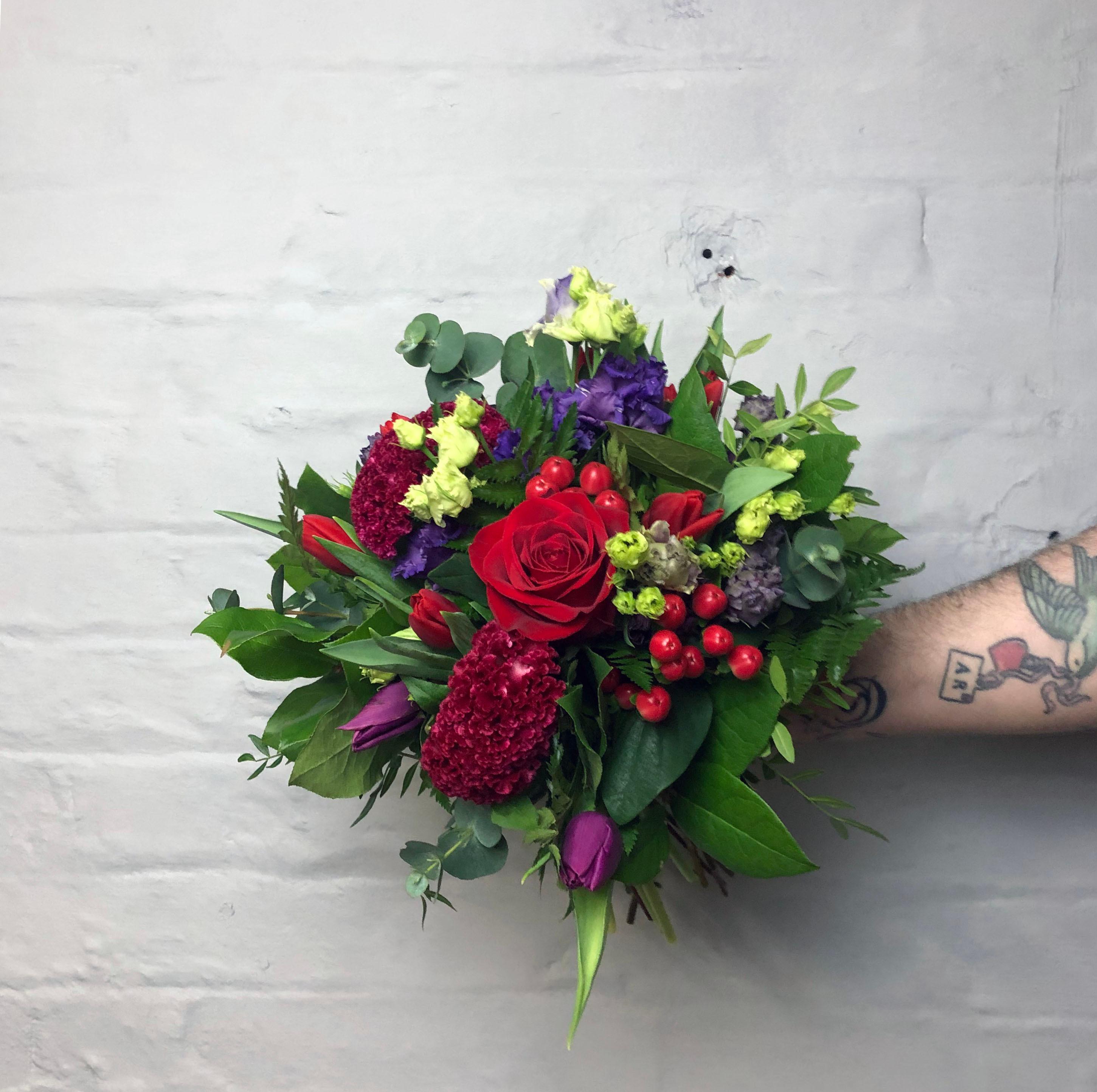 £30 pwk Bouquet     (min 10 week order)