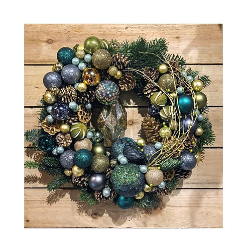 Sparkle Wreath