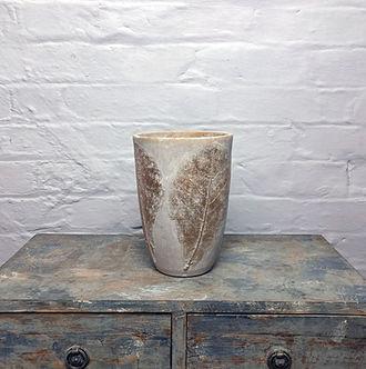 Gold Leaf Vase 23cm _ 16 cm 45_01729_Jan
