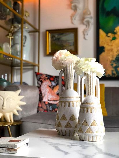 """Vase """"Africa"""" Ceramic"""