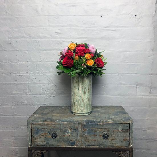 """Vase """"Medan""""Ceramic"""