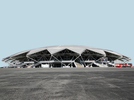 Стадион. Самара
