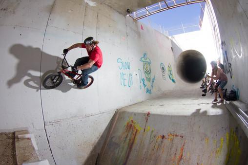 Morgan_Baldy_Wallride Photo Chris Arriag