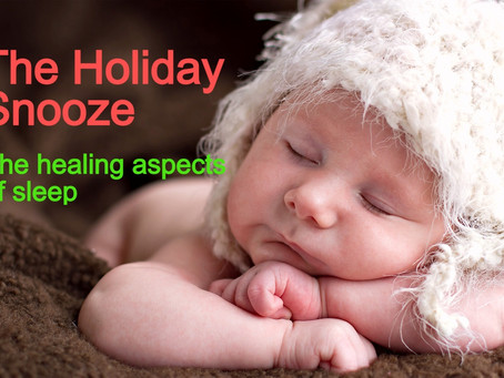The Holiday Snooze