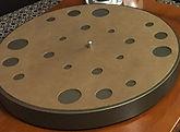 Zavfino Leather Mat