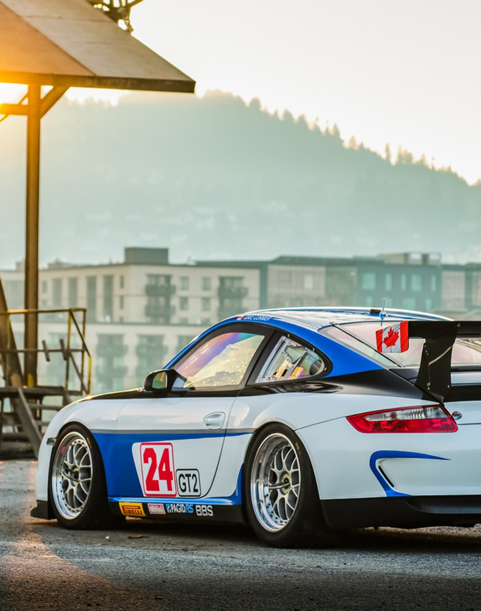 The Image Engine GT3 Cup Car