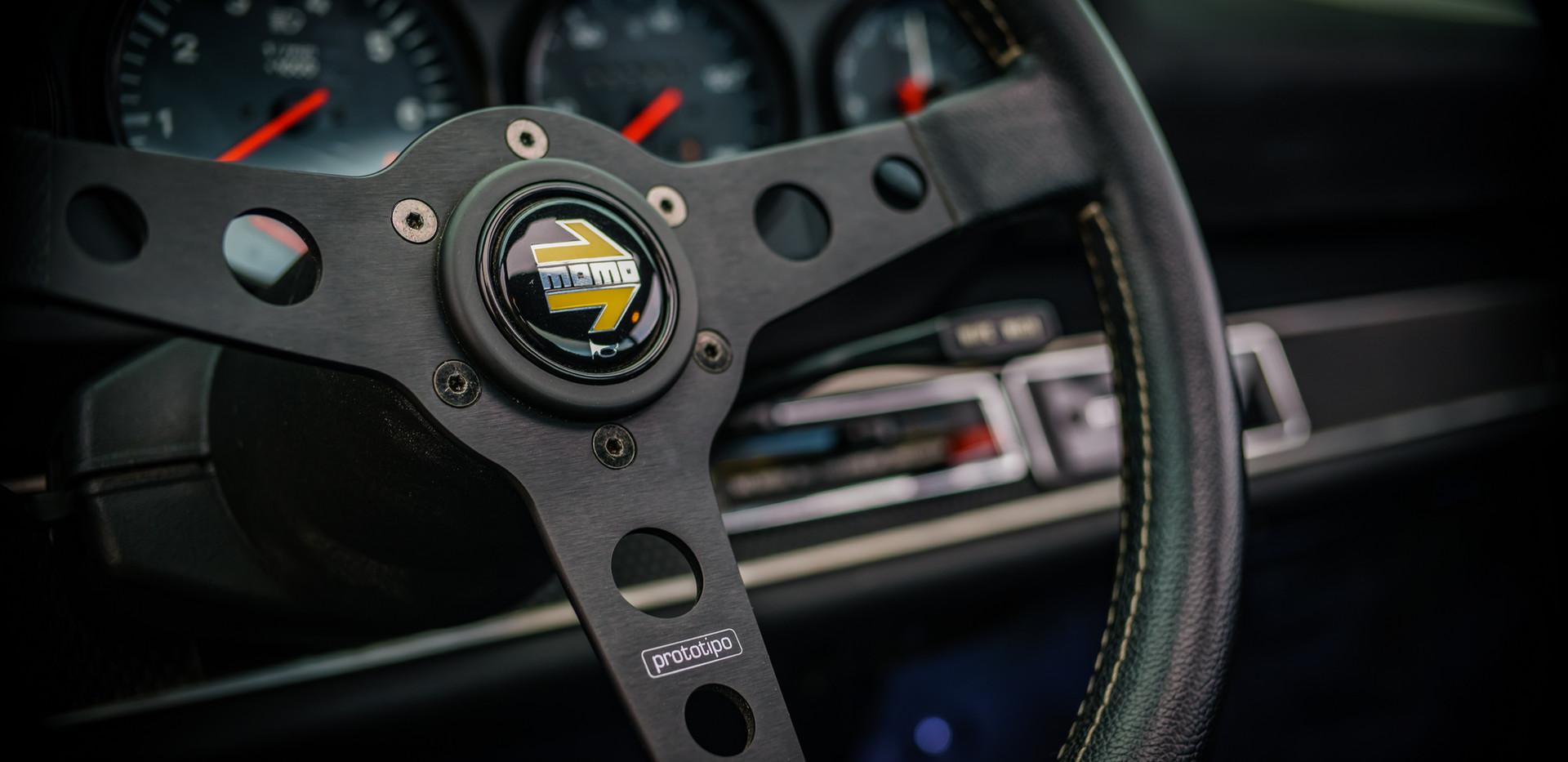 The Image Engine 1975 Porsche Turbo Hot-Rod