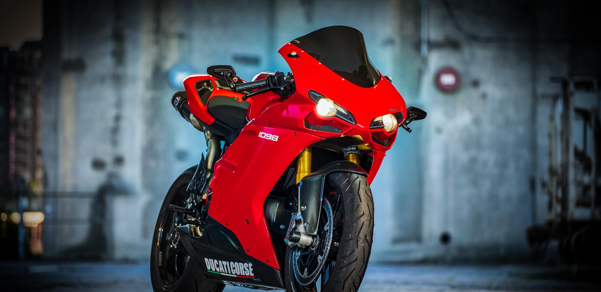 The Image Engine Ducati 1098