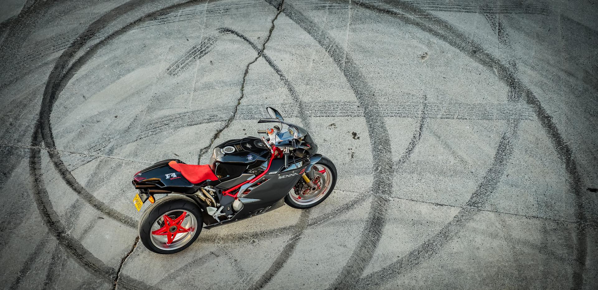 The Image Engine MV Agusta Senna
