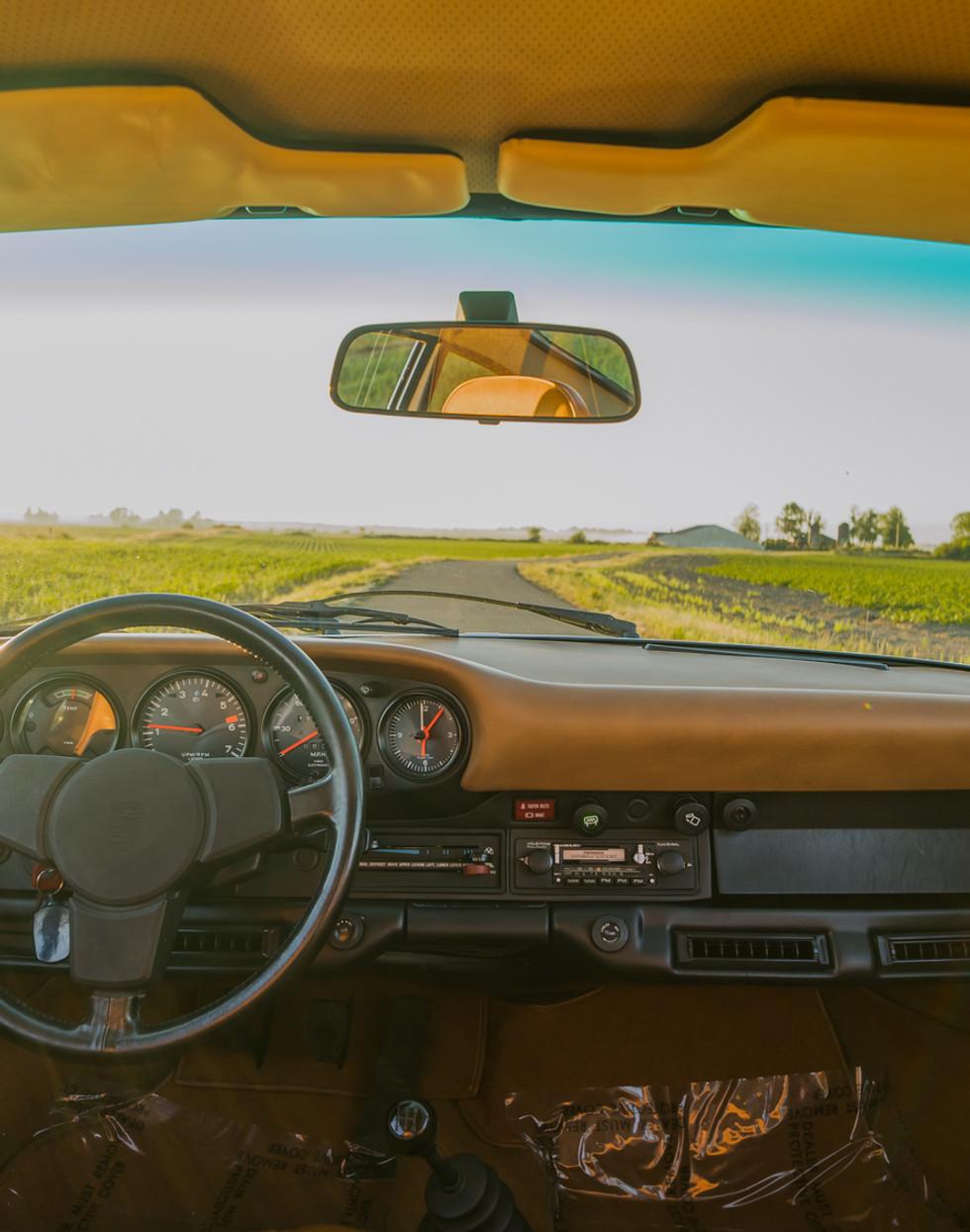 The Image Engine 1976 Porsche 912