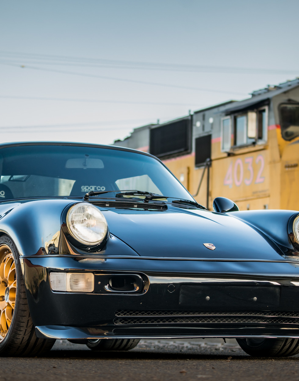 The Image Engine Porsche 964 Turbo