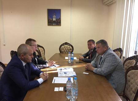 Бизнес-миссия в Республике Беларусь