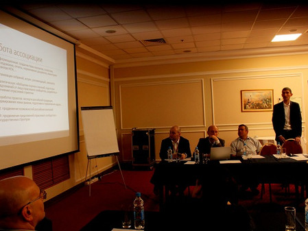 ЮУПСК «ПЛАНАР» принял участие в собрании разработчиков и производителей электроники.