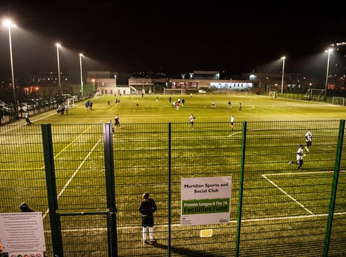 Over £322,000 Invested into Pathway Sport's Training Complex!