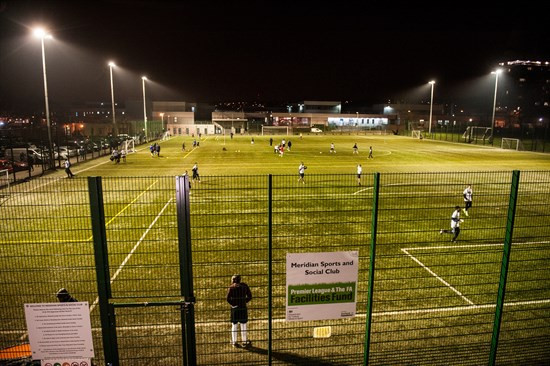 Pathway Sports training ground at Meridian Sports and Social