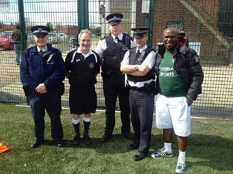 Pathway Sports and London Metropolitan Police