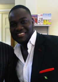 Yemi Solle is the Vice President of Team Nigeria UK