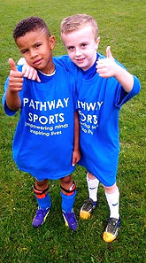 register to Pathway Sports Football Club Under 17s  now