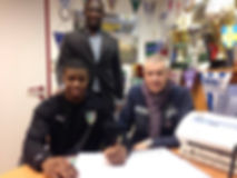 Pathway Sports football player gets signed for FC Gratkorn