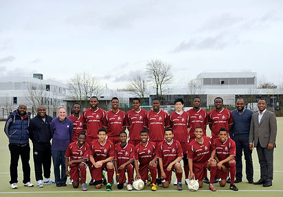 Pathway Sports Football Club Mens team based in London