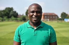 David Doherty Pathway Sports and Team Nigeria UK Football Academy Founder